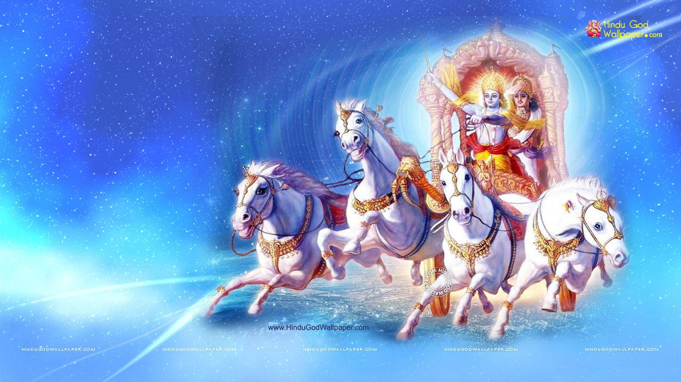 Mahabharat Wallpaper 1366x768