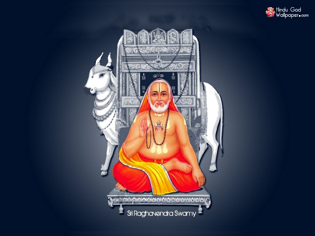Guru Raghavendra Wallpapers Images Photos Free Download