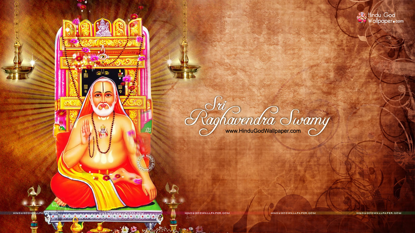 Raghavendra Swamy HD Wallpapers
