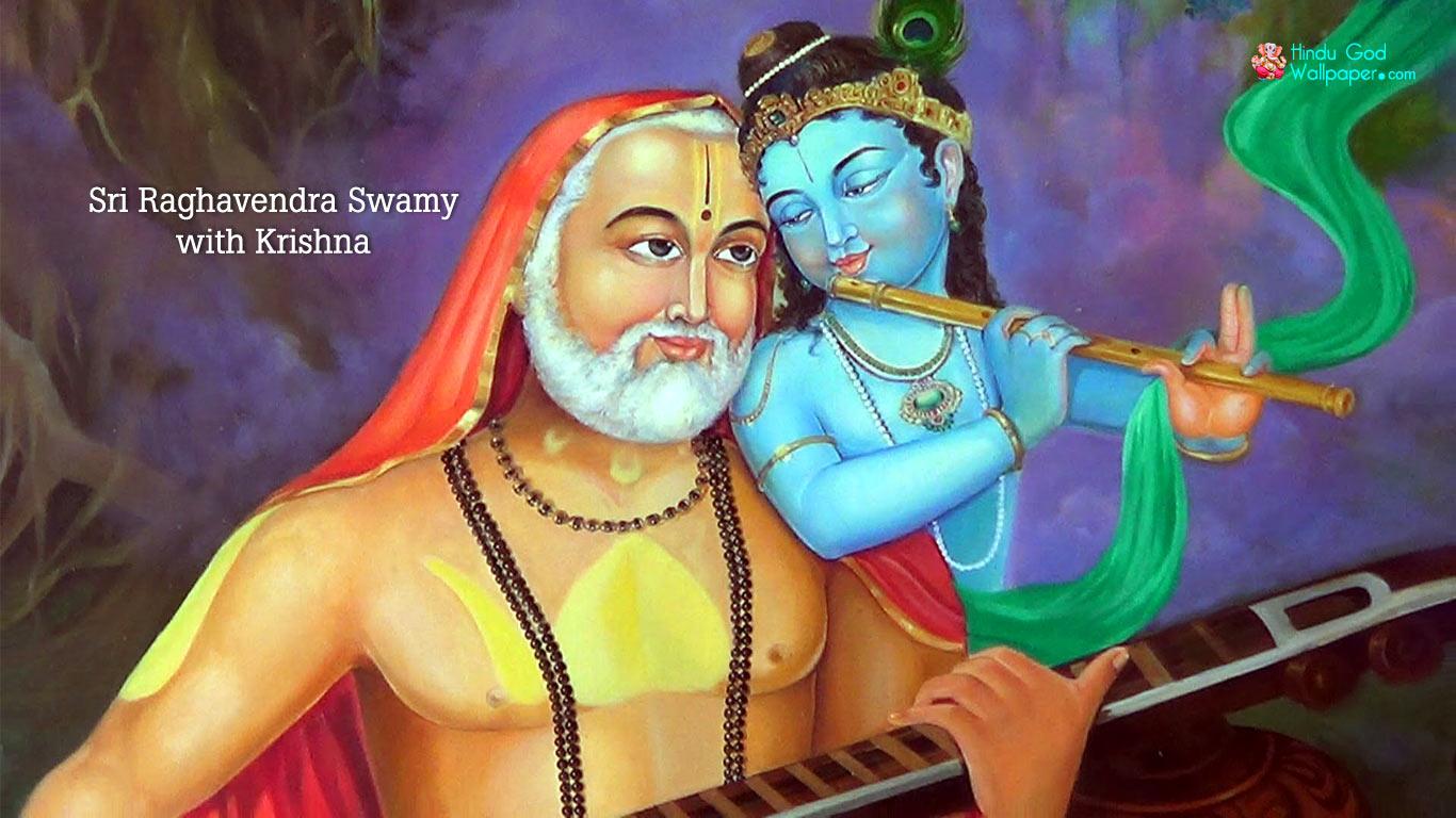 God Raghavendra Swamy Wallpapers