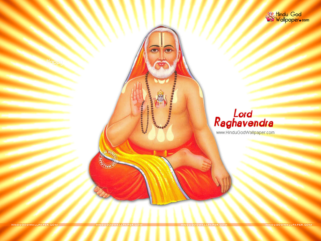 Lord Raghavendra Wallpapers