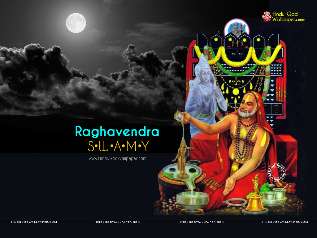 Raghavendra Swamy Wallpapers for Desktop