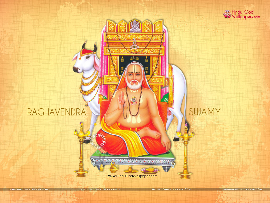 Sri Guru Raghavendra Swamy Wallpapers