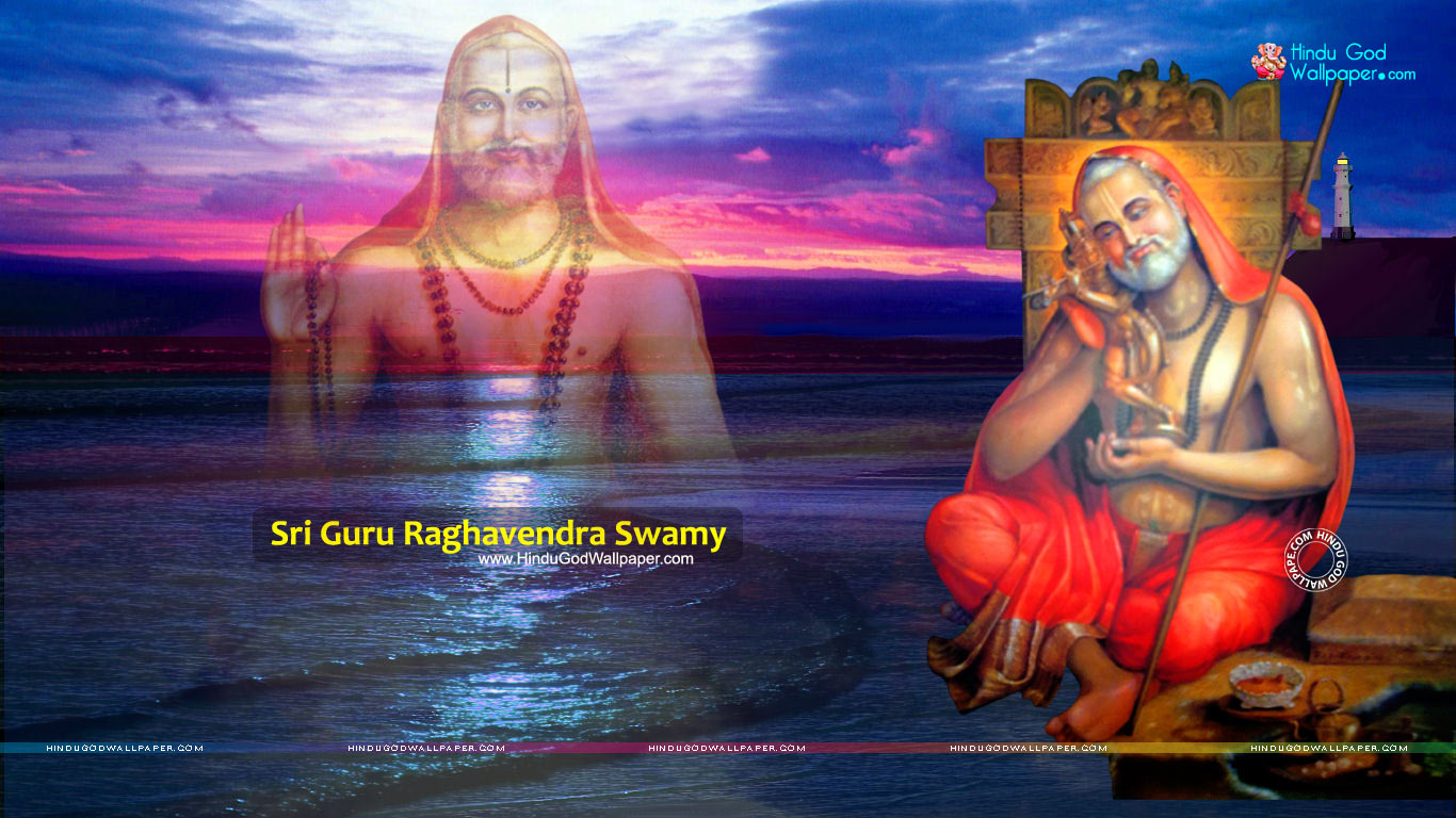 Sri Raghavendra Swamy Wallpapers ...