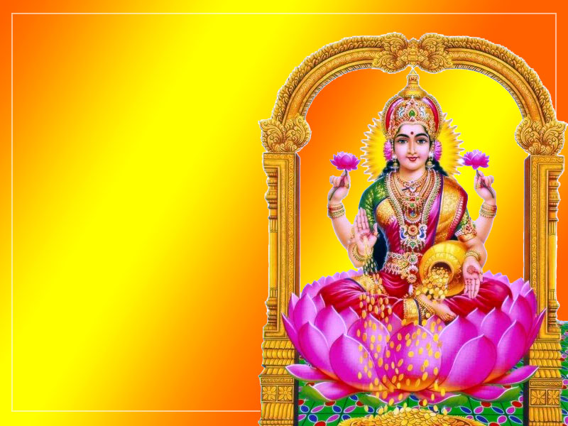 Mata Laxmi Wallpaper