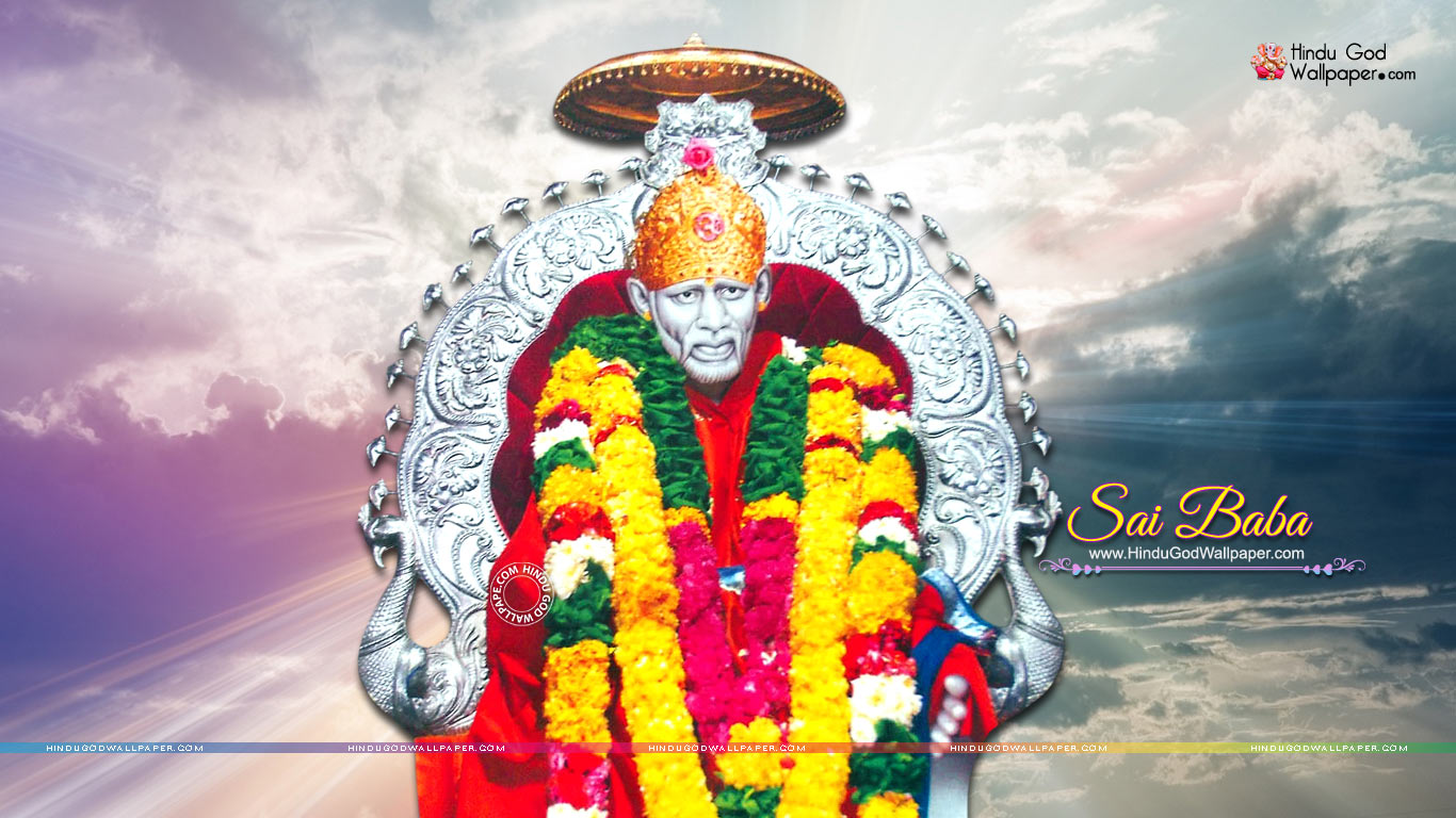 Shri Sai Baba Wallpapers Images Photos Free Download