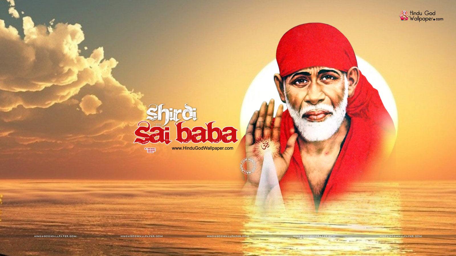 Sai Baba HD Wallpapers 1600x900