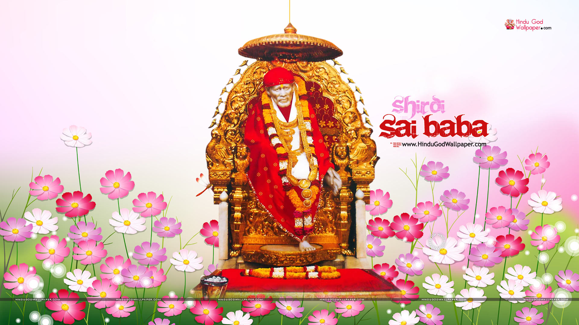 Shirdi Sai Baba Wallpaper Full Size For Desktop 1920x1080