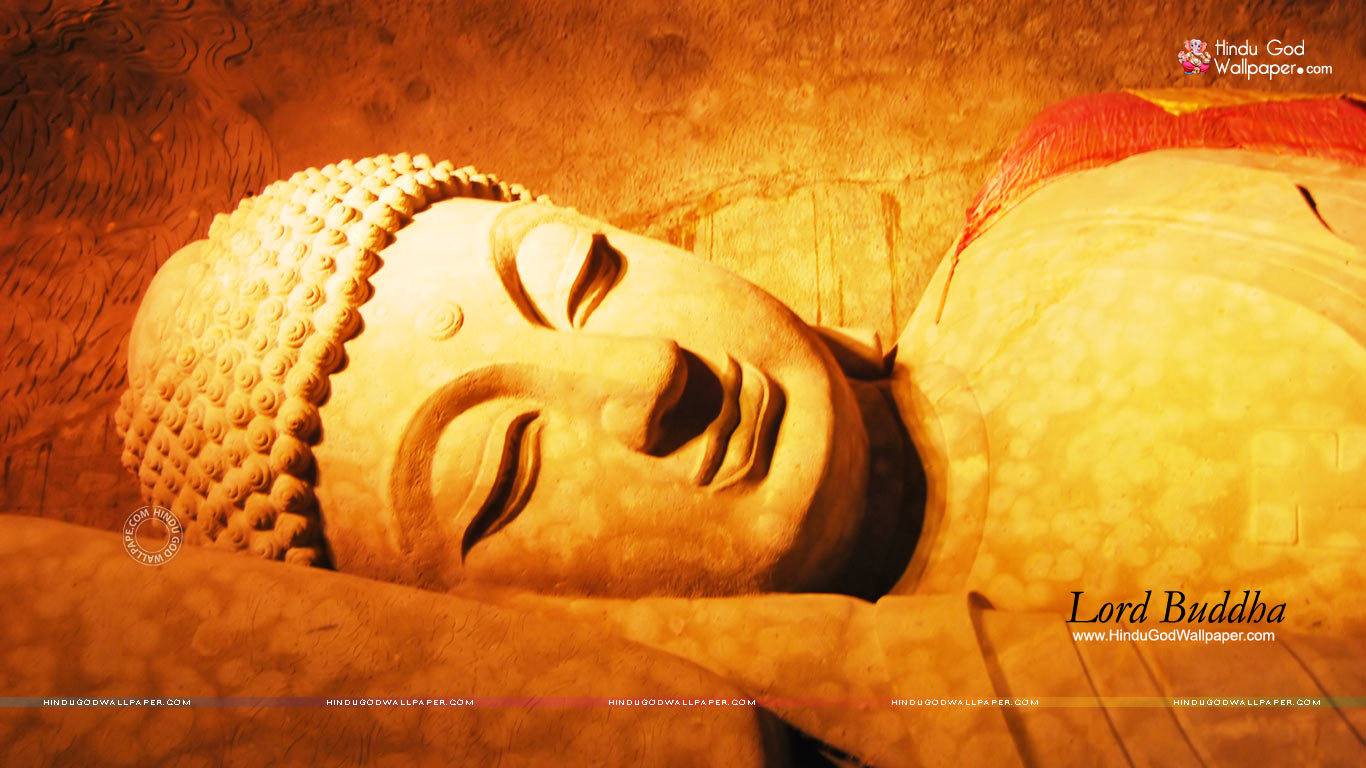 1366x768 Lord Buddha HD Wallpapers Full Size Download