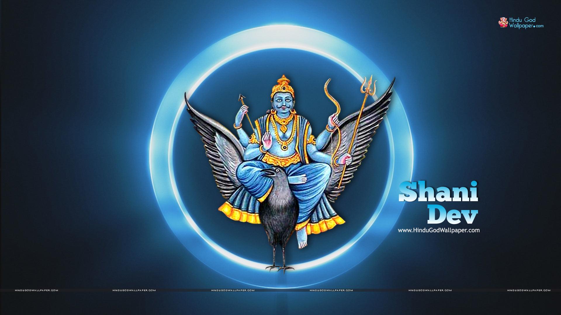 Shani Dev Wallpaper HD