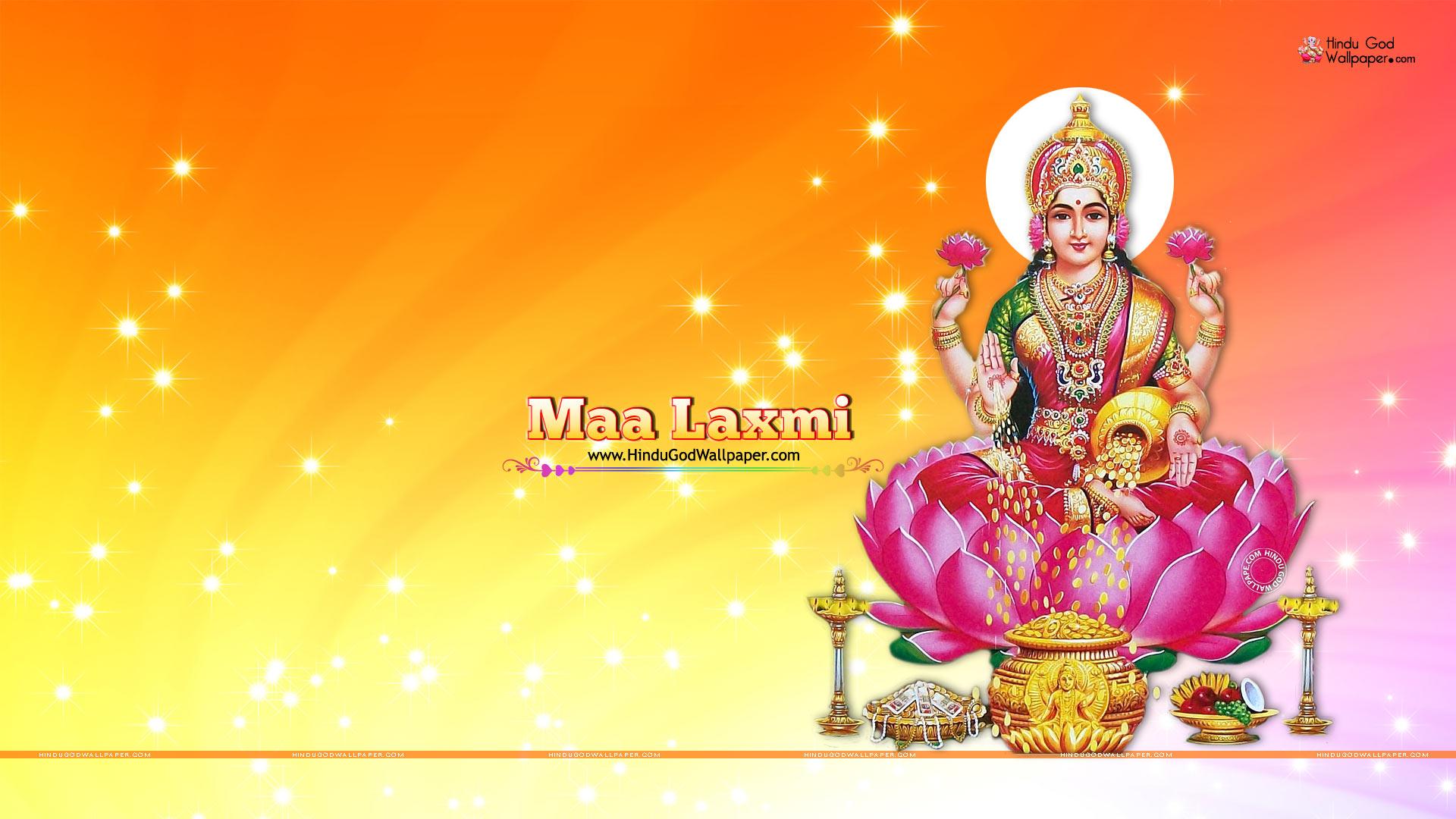 God Lakshmi Wallpapers HD