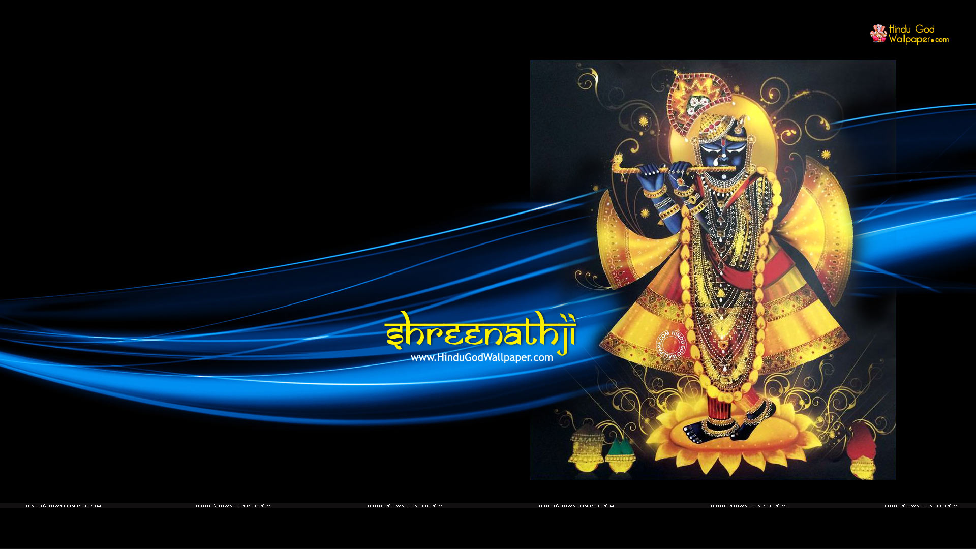 Shreenathji HD Wallpapers
