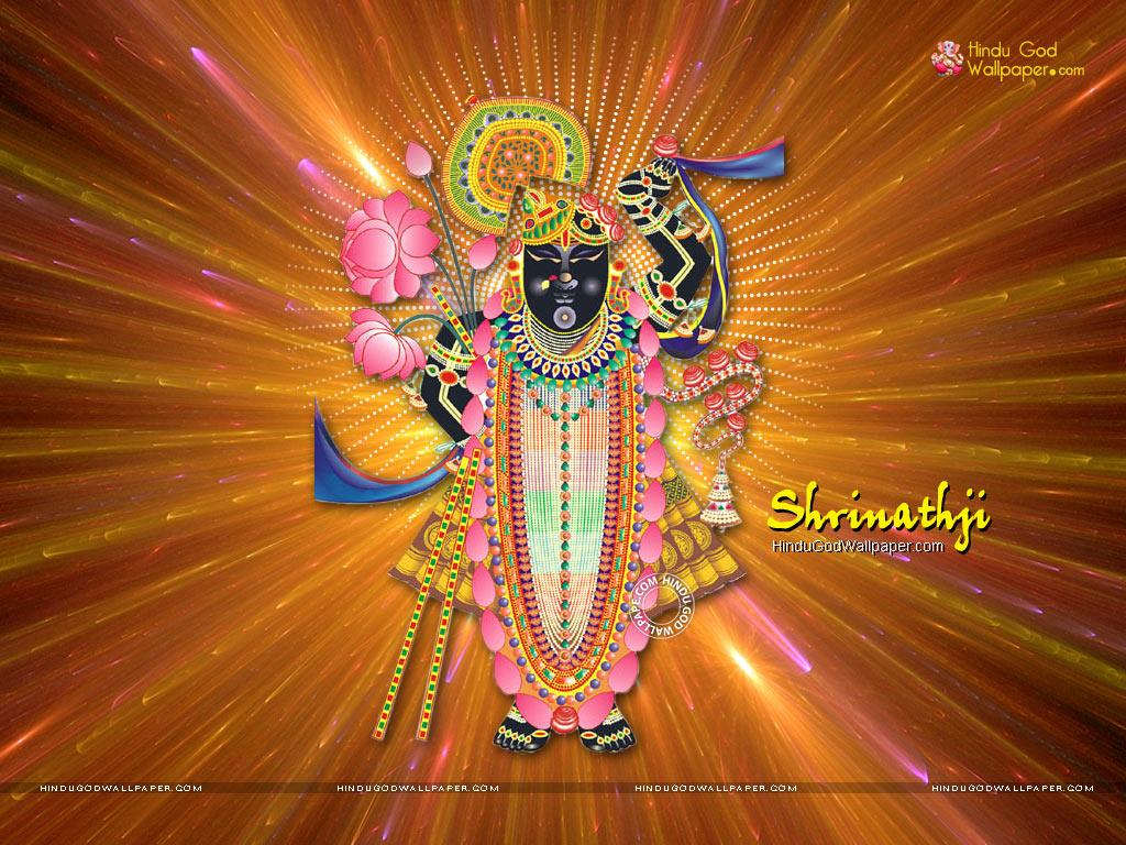 Shrinathji Bava Wallpaper