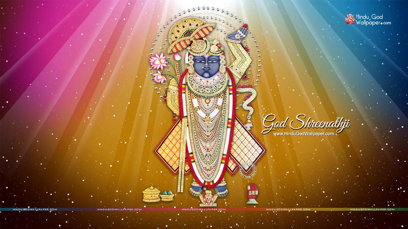 shreenathji images hd