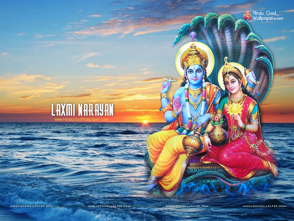 Laxmi Narayan Wallpaper