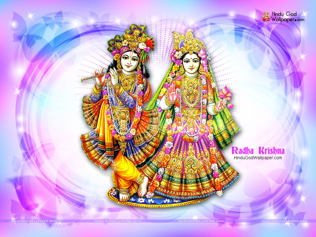 Cute Radha Krishna Wallpapers