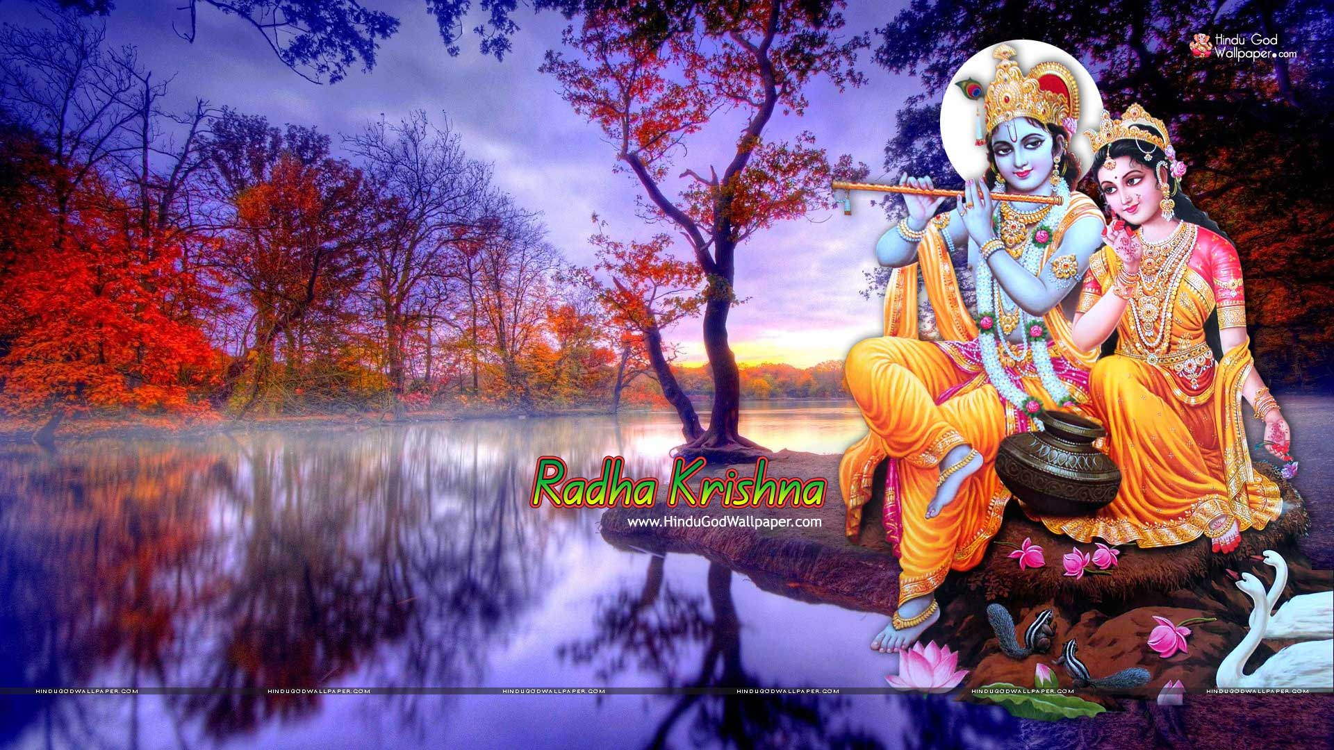 1080p Lord Krishna Hd Wallpapers Full Size Download