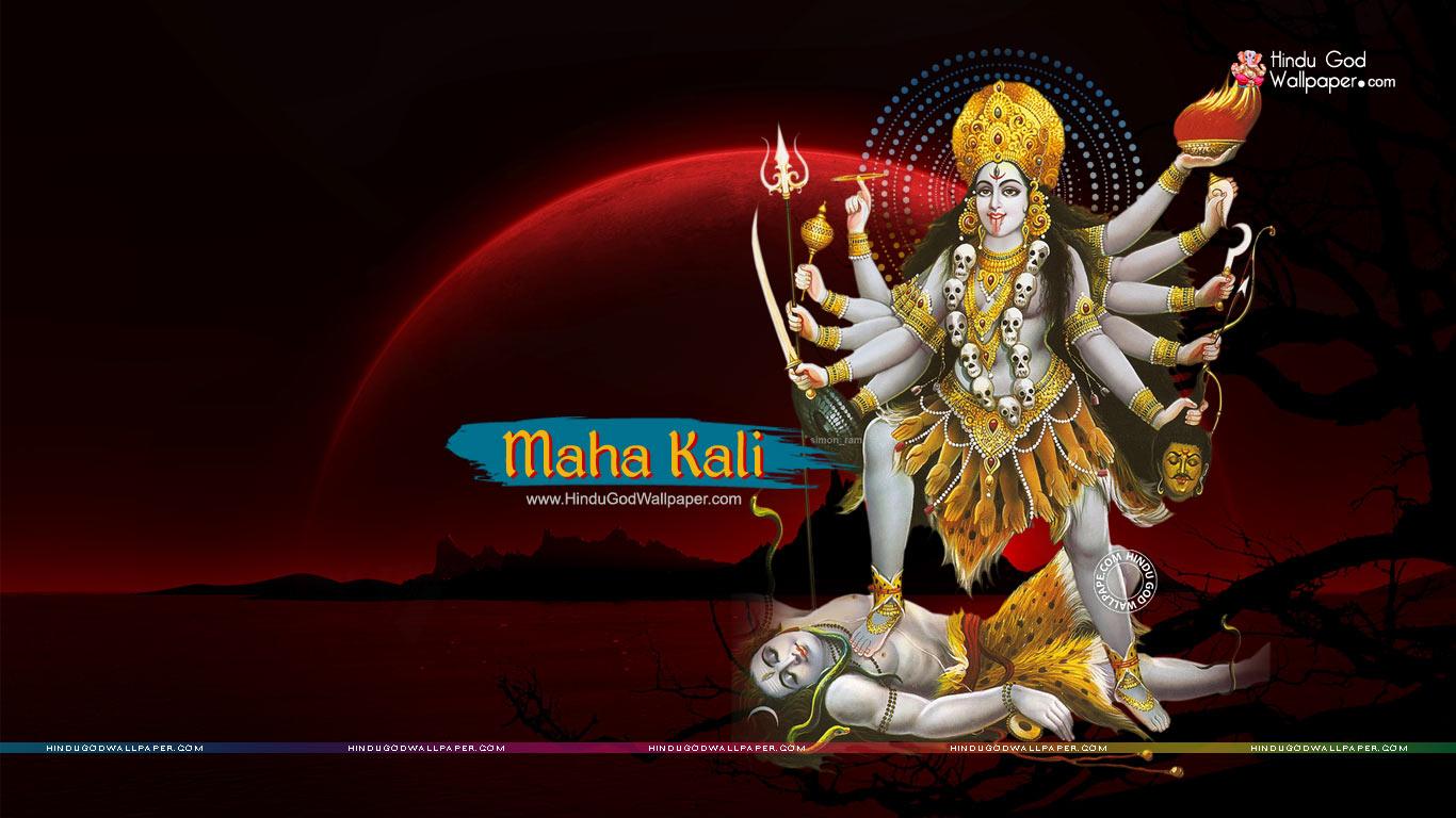 Maha Kali HD Wallpaper