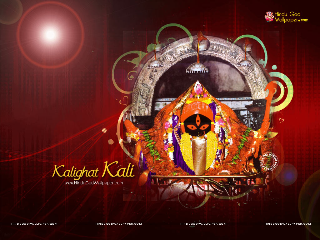 Kalighat Kali Wallpaper