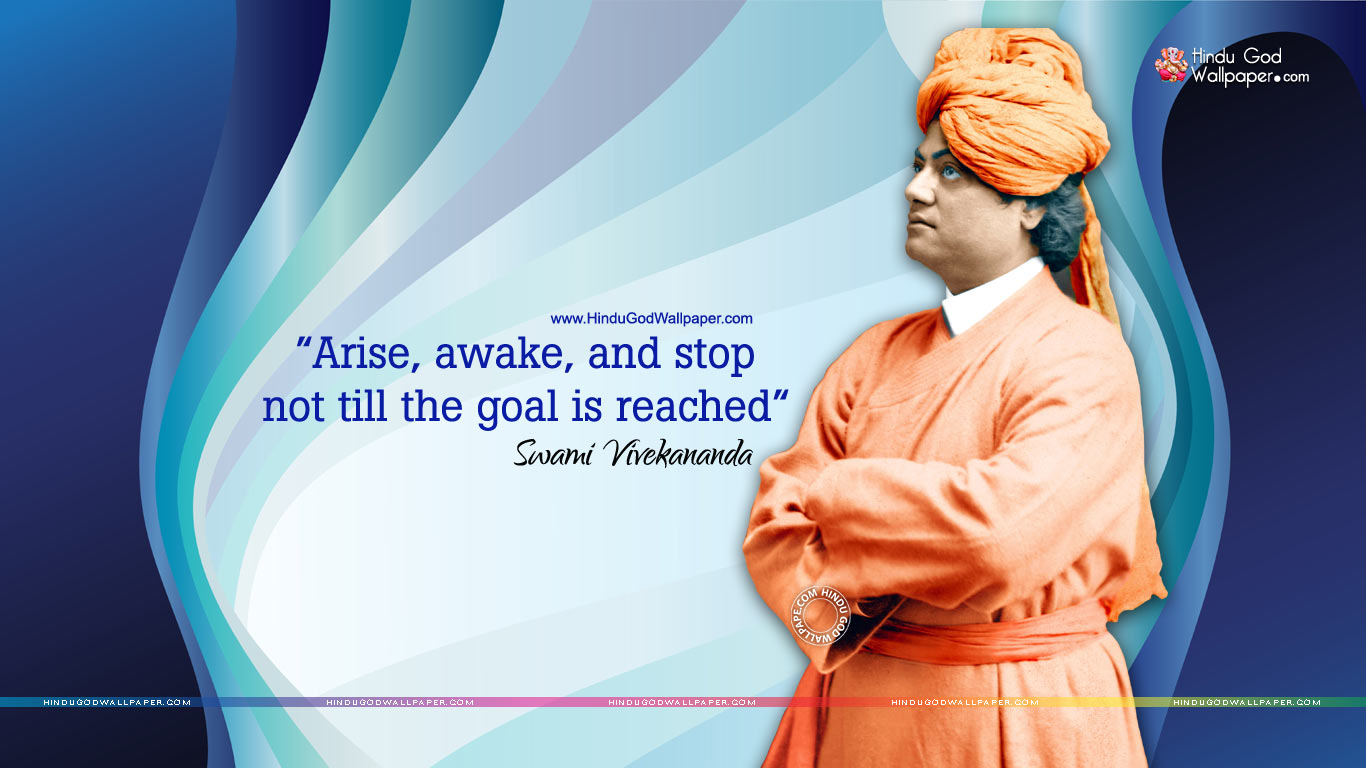 Swami Vivekananda Quotes Wallpapers