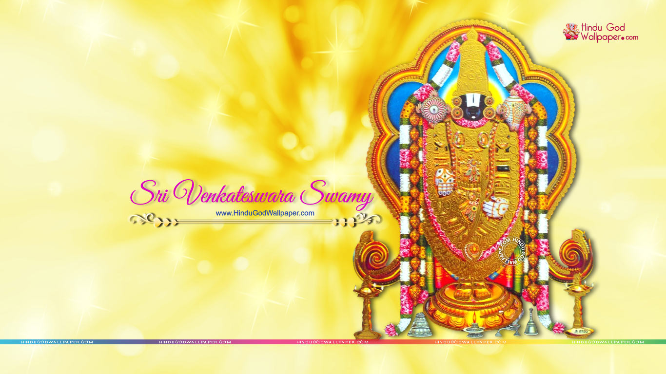 Sri Venkateswara Swamy HD Wallpapers