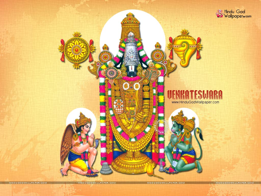 Lord Venkateswara HD Wallpapers for Desktop
