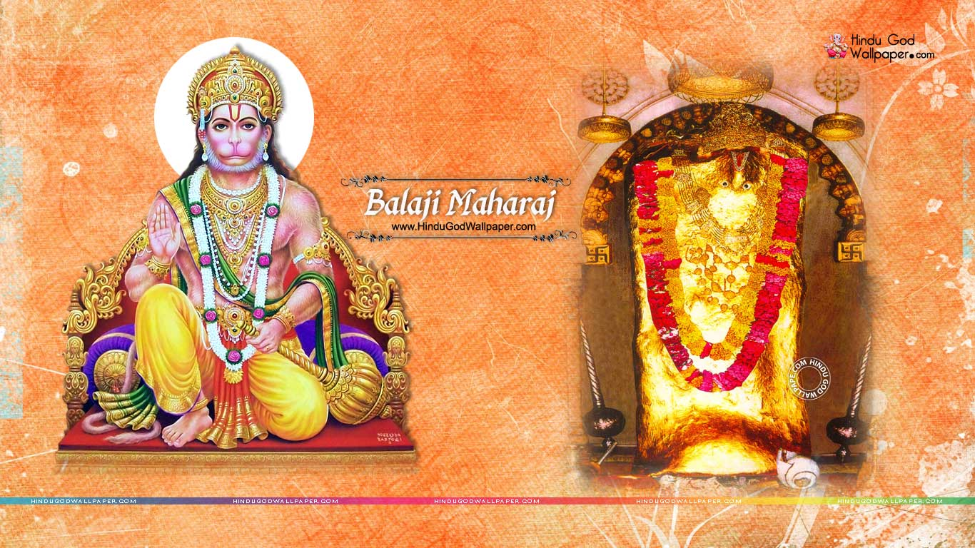 Balaji Maharaj HD Wallpaper