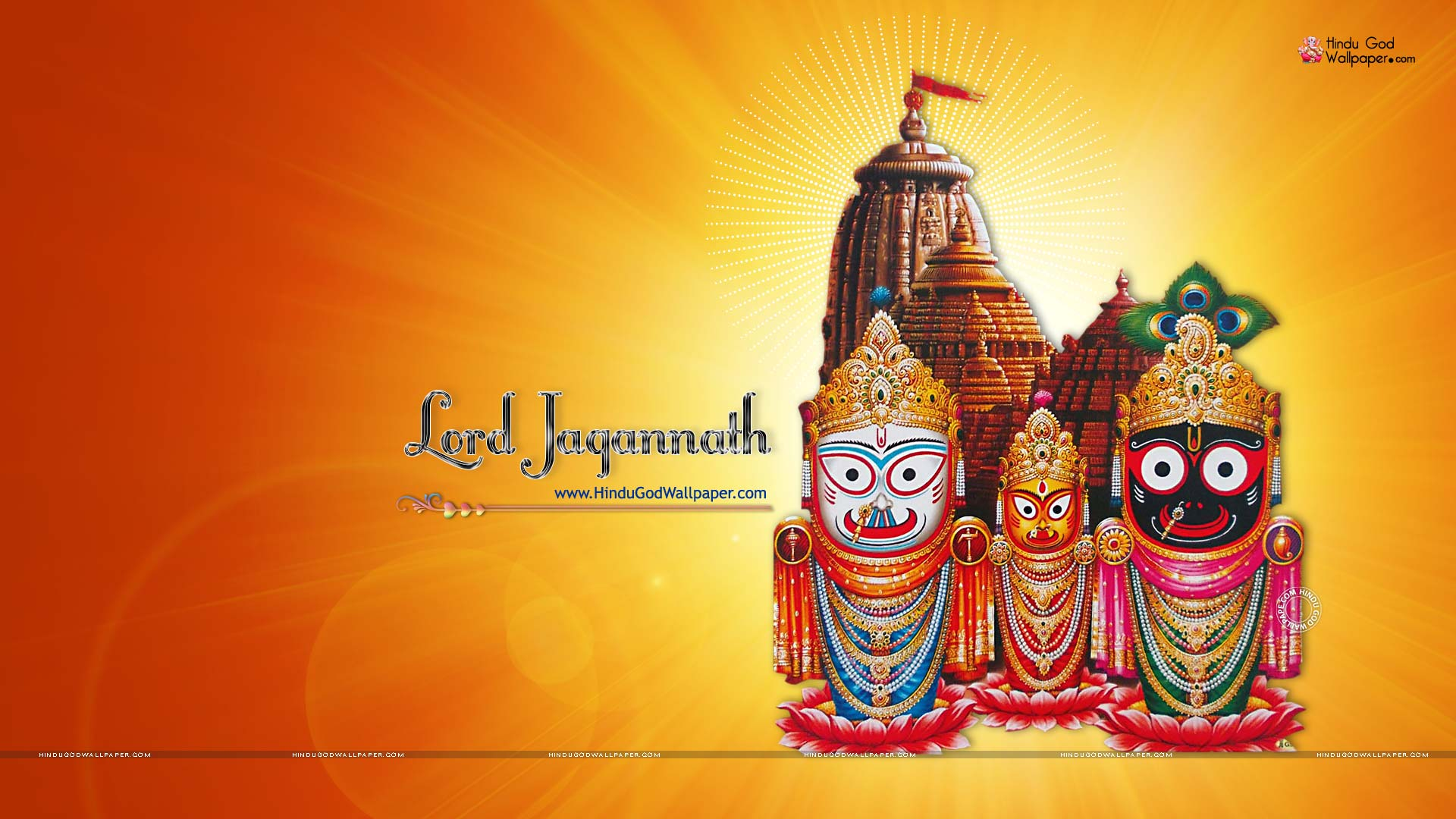 1080p Lord Jagannath Hd Wallpapers Full Size Download