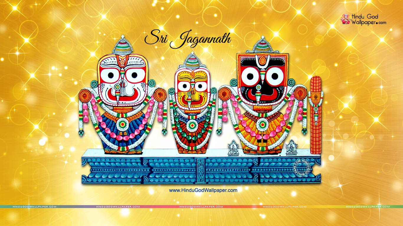 Sri Jagannath HD Wallpapers