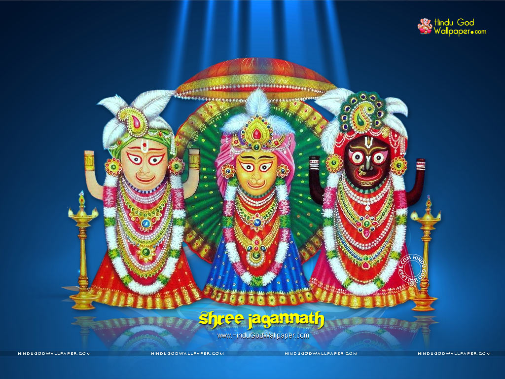 Shree Jagannath Wallpapers