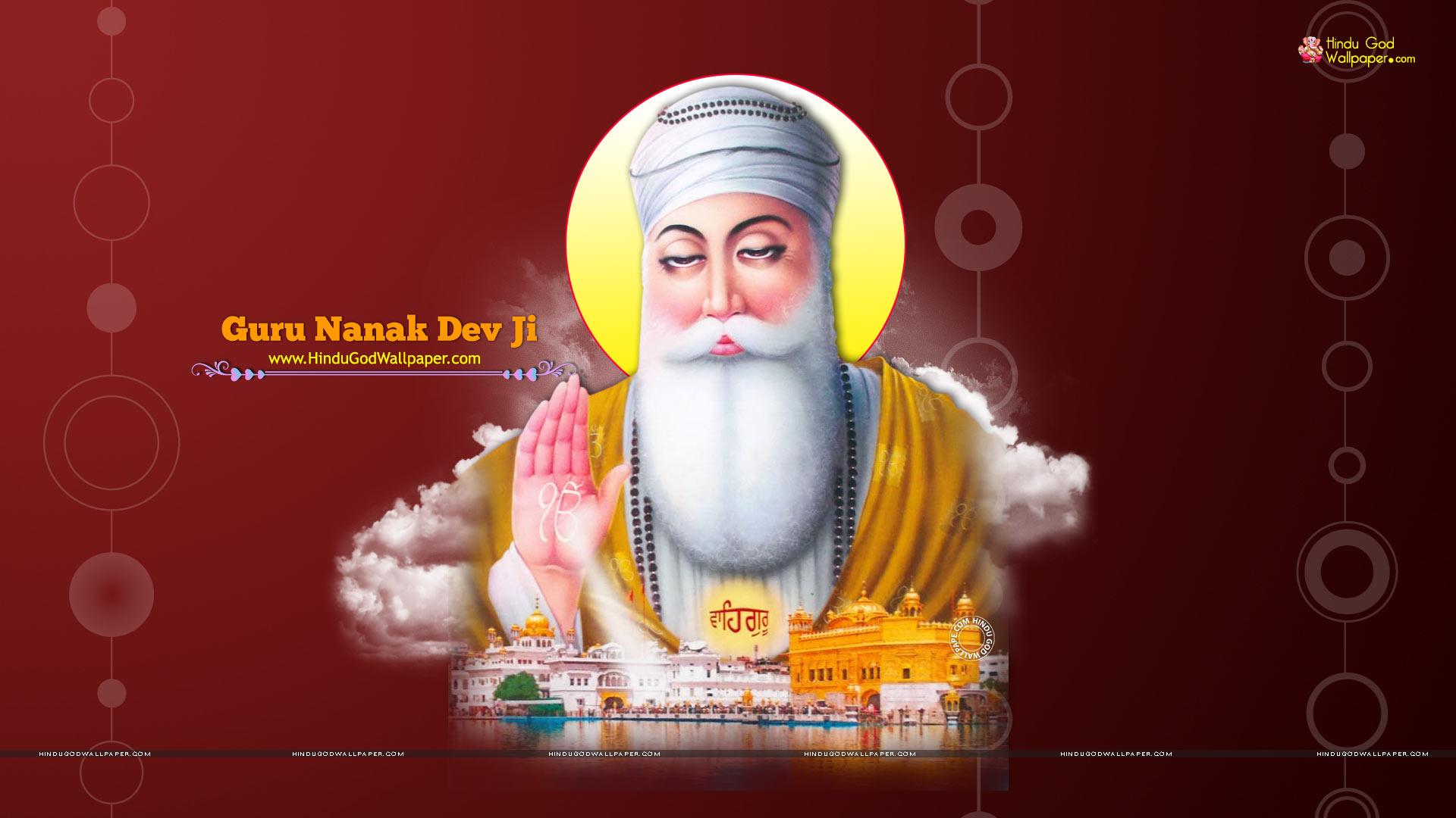 Guru Nanak Dev Ji HD Wallpapers