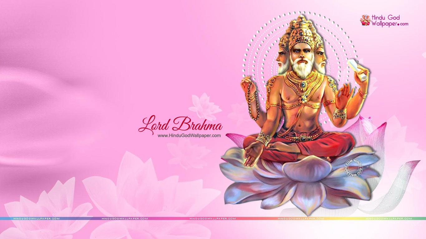 Lord Brahma HD Wallpapers