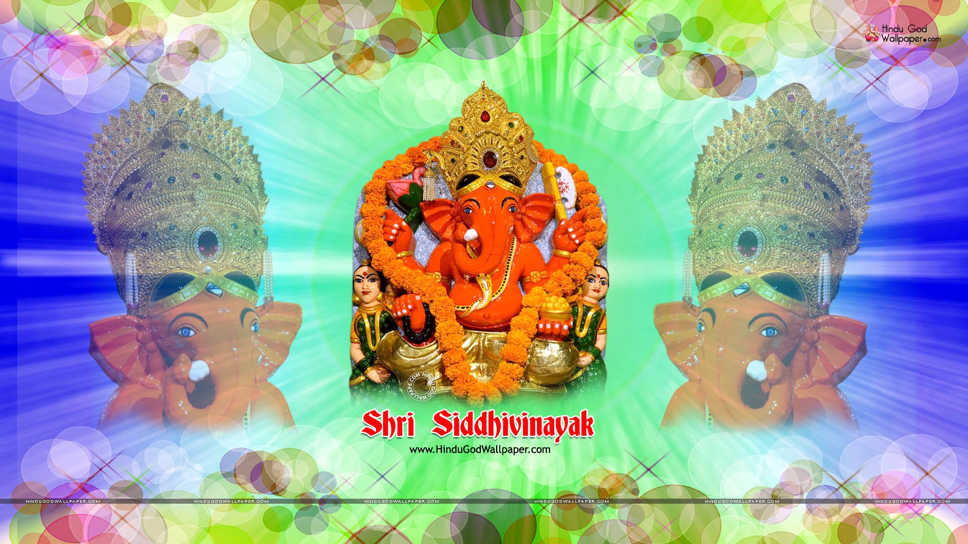 1080p Siddhivinayak HD Wallpaper Full Size Free Download