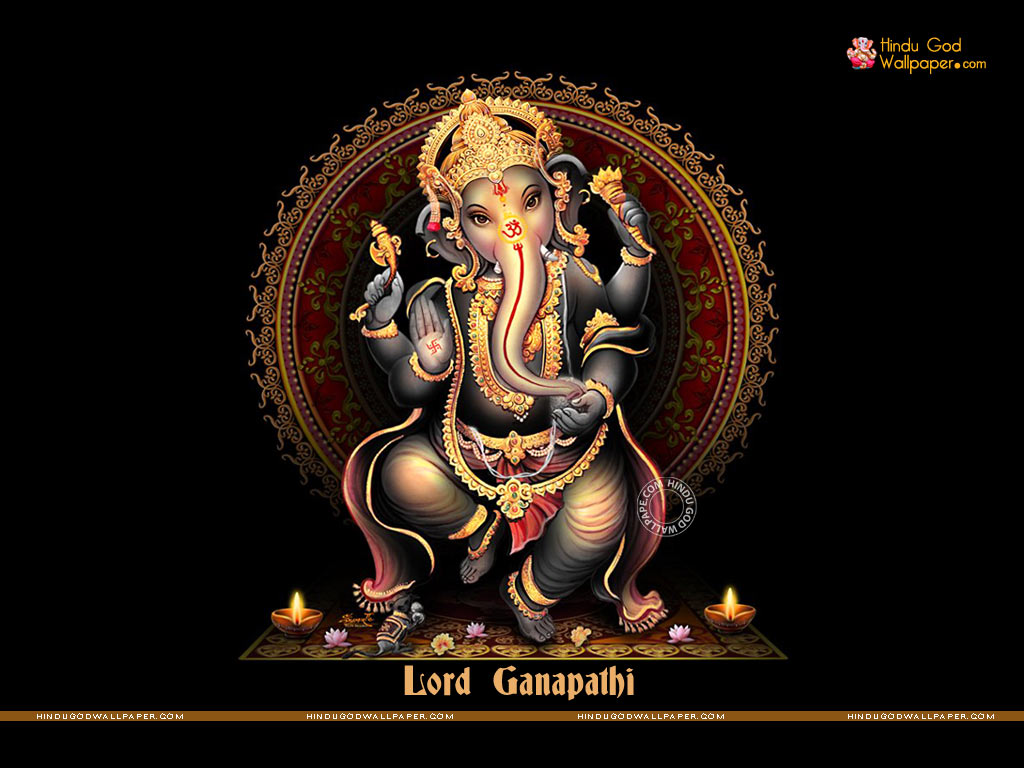 Lord Ganapathi Wallpapers