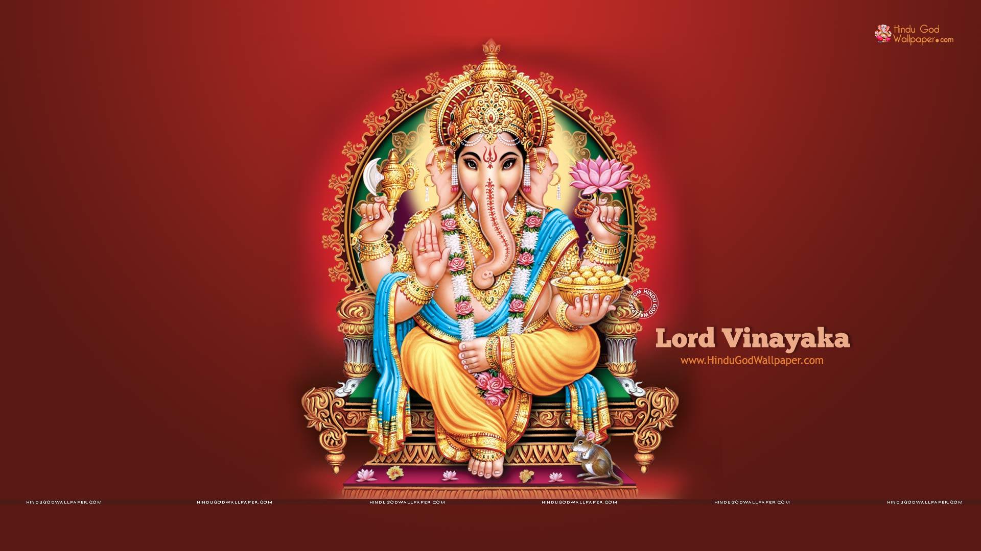 Lord Vinayaka Wallpapers