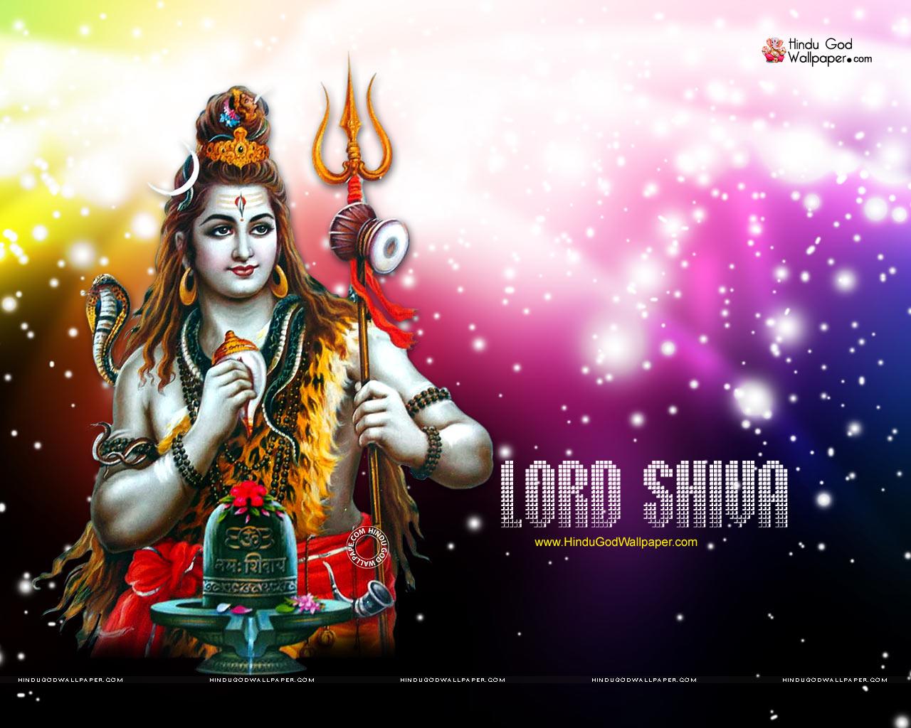 Lord Shiva Wallpaper 1280x1024