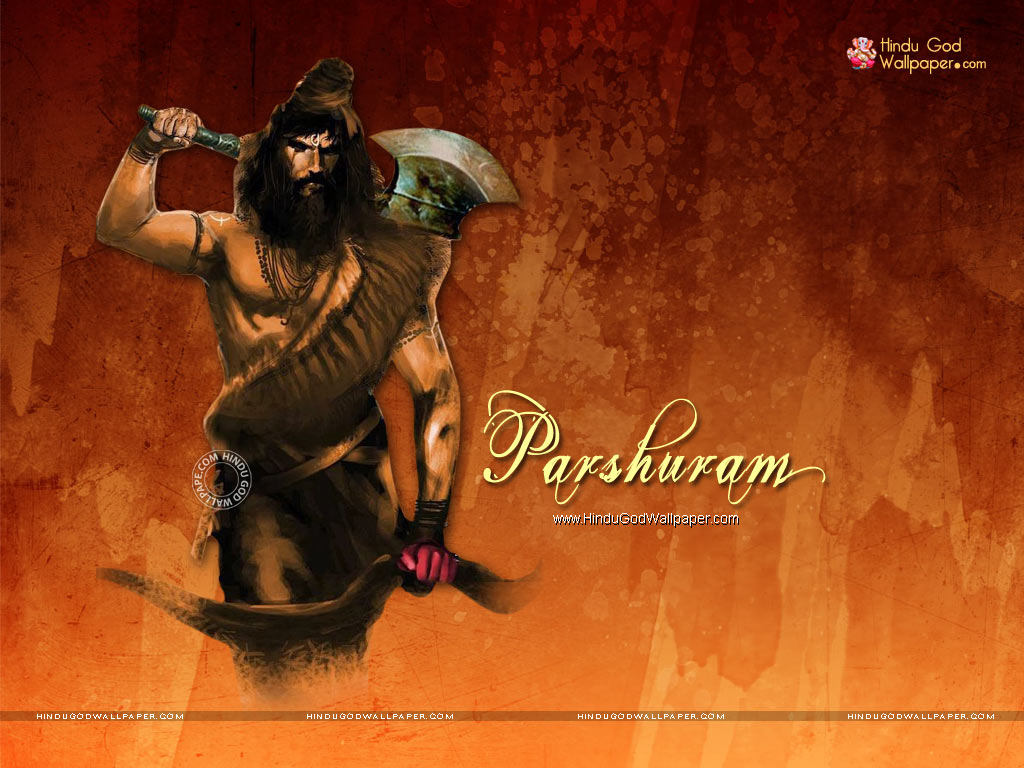 God Parshuram Wallpaper