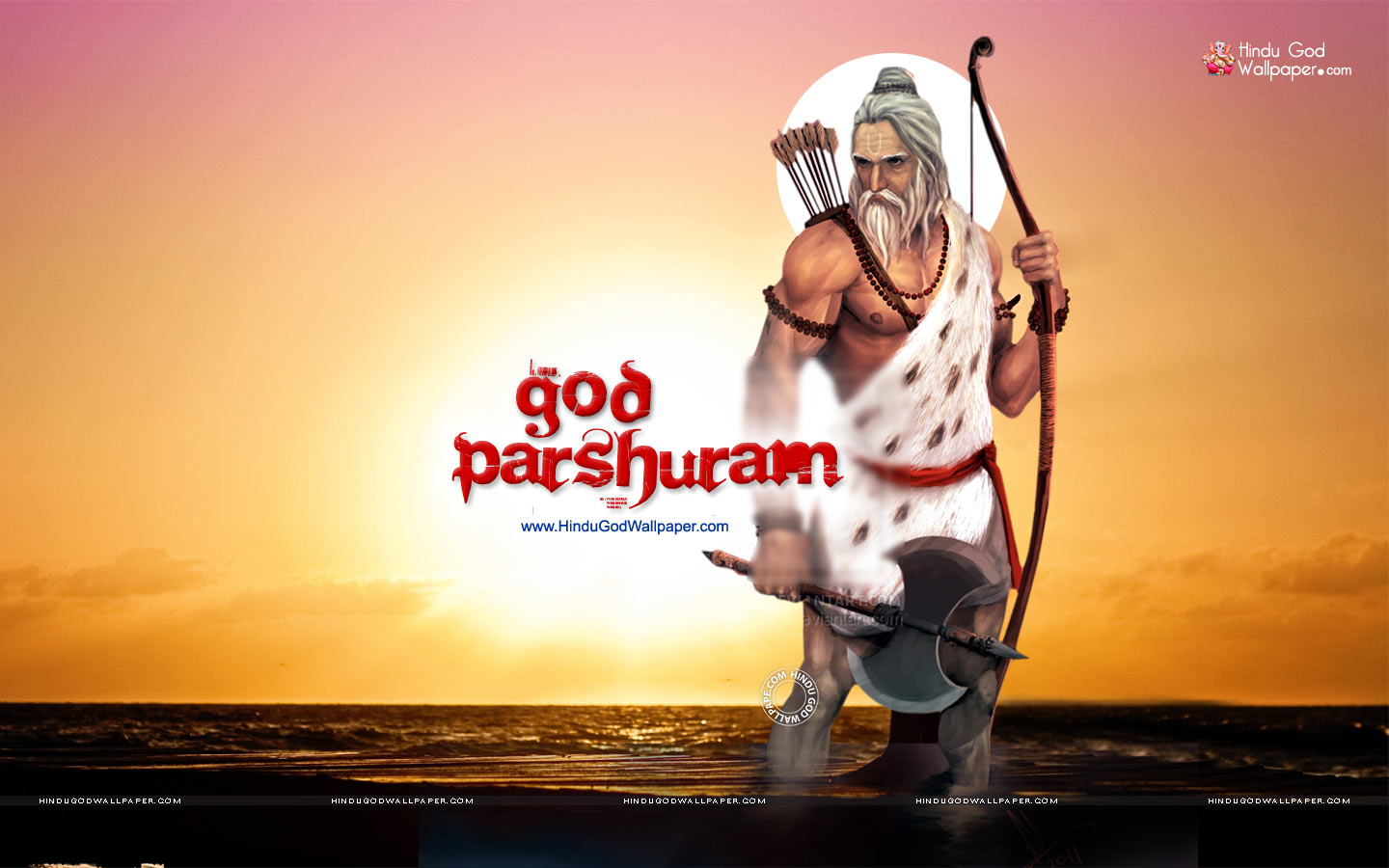 God Parshuram HD Wallpaper