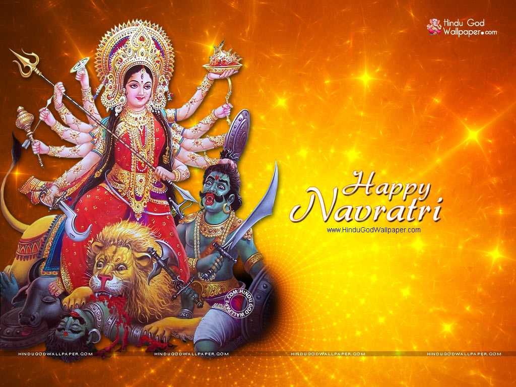 Durga Navratri Wallpapers