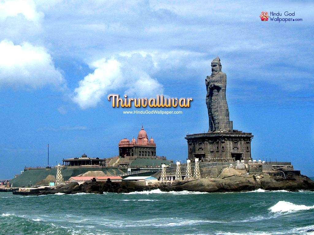 thiruvalluvar statue wallpapers