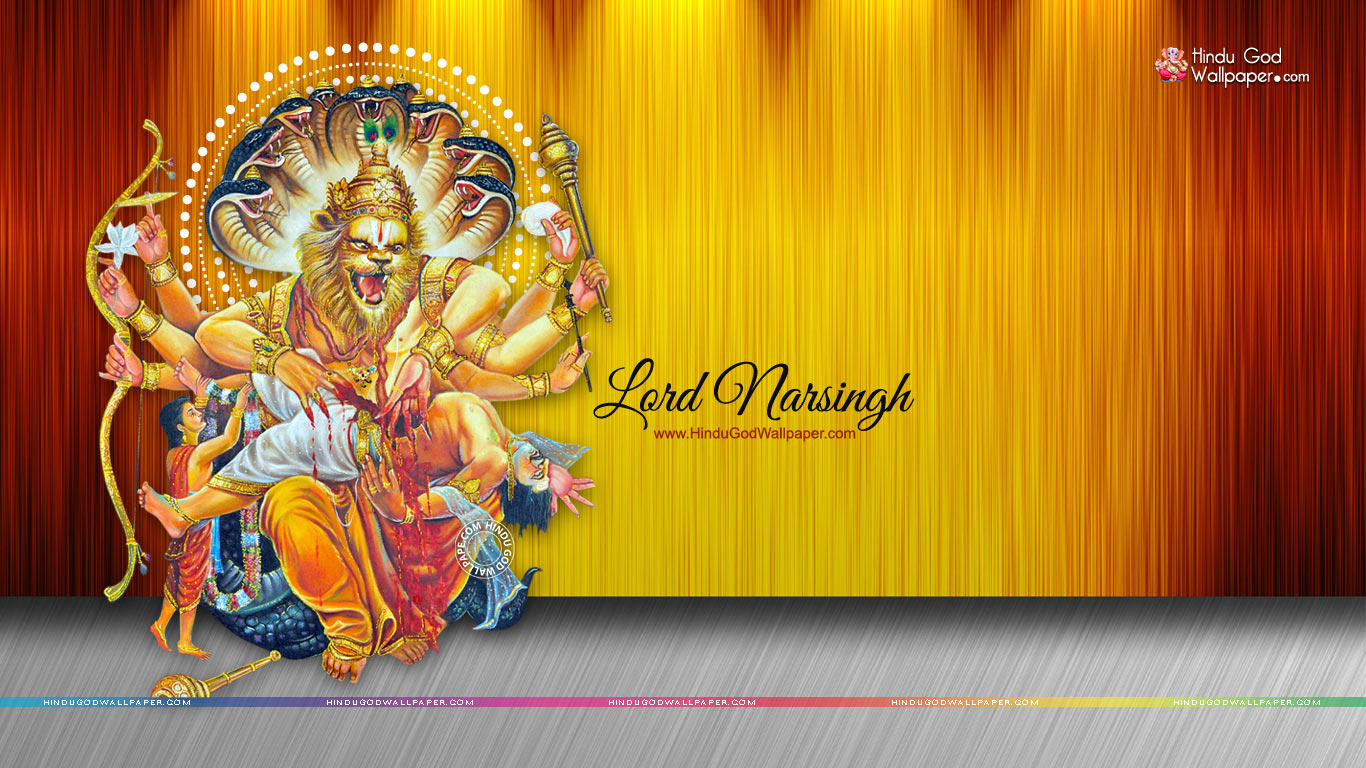 lord narsingh wallpapers