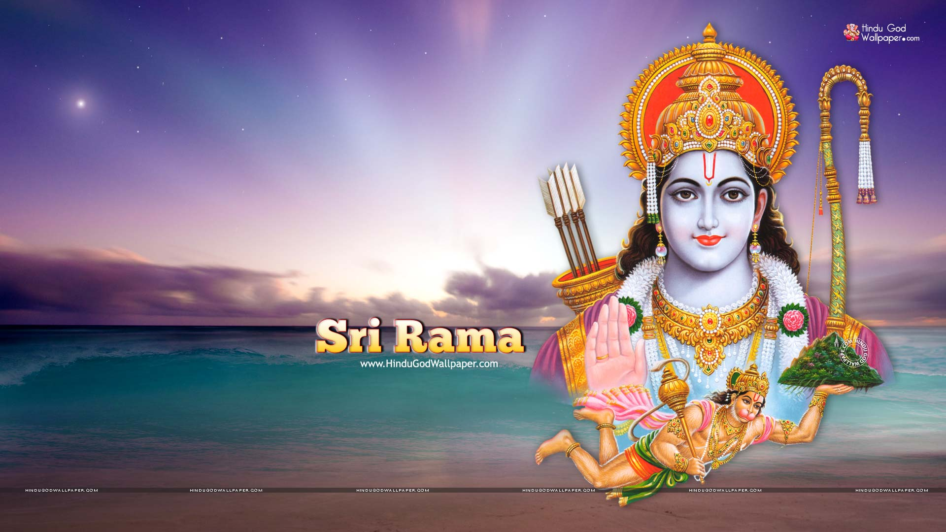 1080p Lord Ram Hd Wallpapers Full Size Download