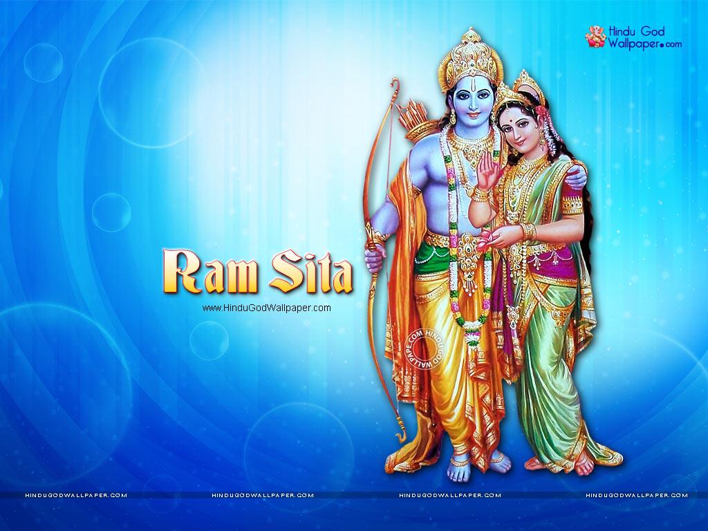 Ram Sita Wallpaper