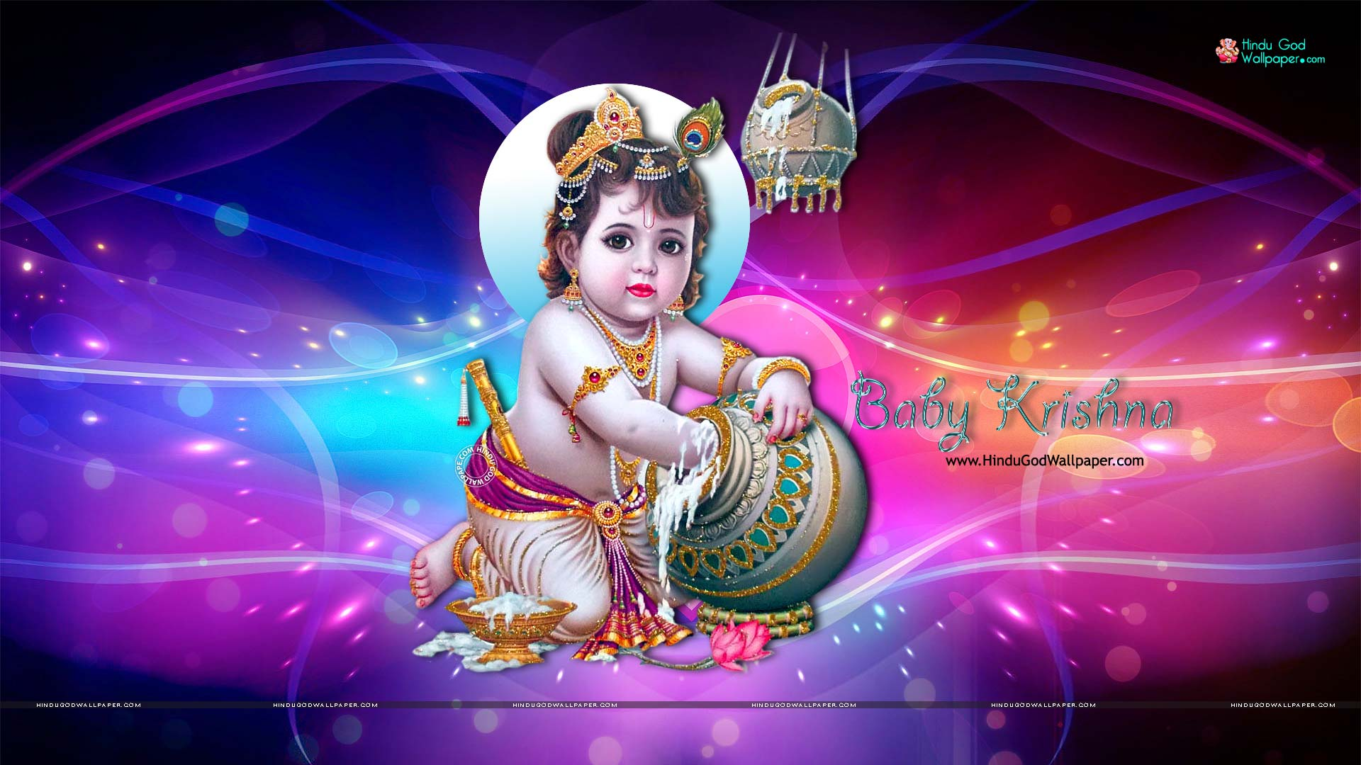3290 baby krishna wallpapers hd