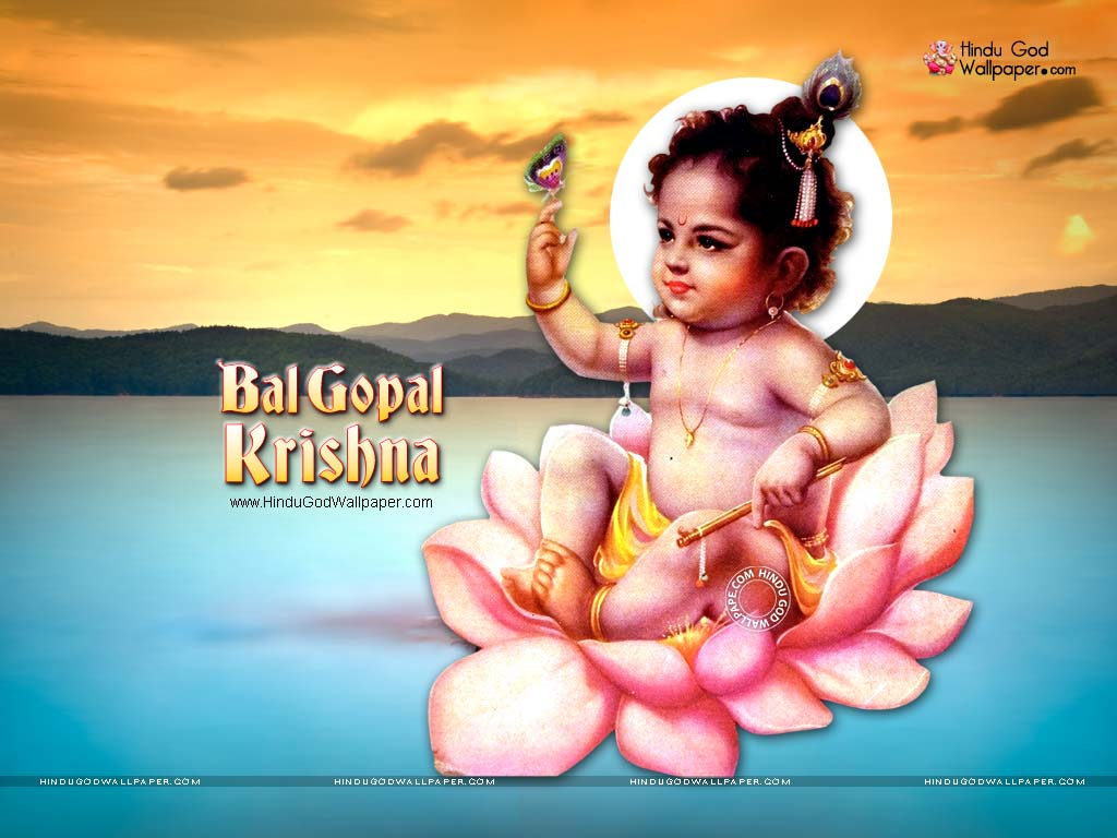 bal gopal krishna wallpaper