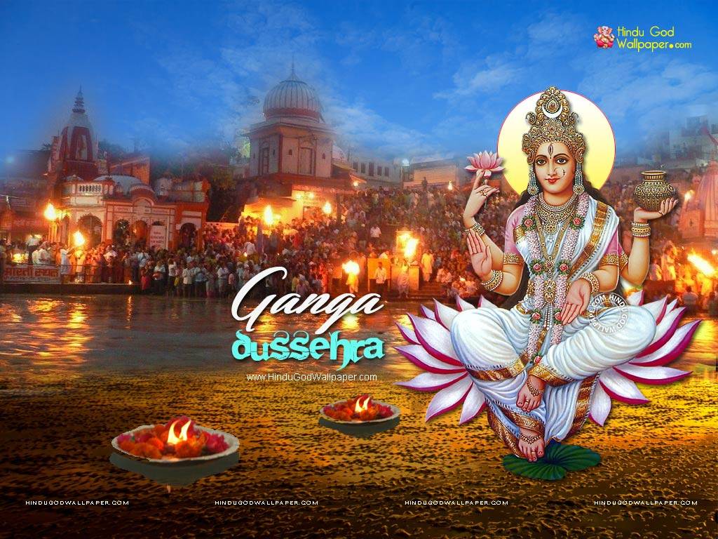 Ganga Dussehra Wallpaper