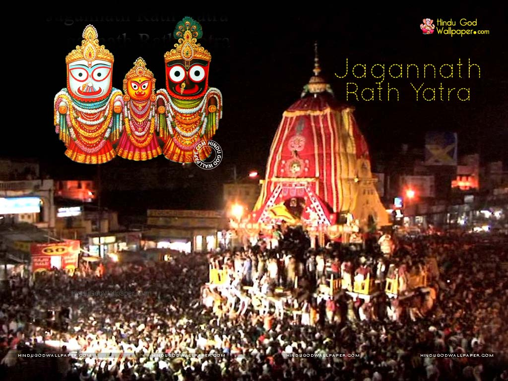 Rath Yatra Wallpapers