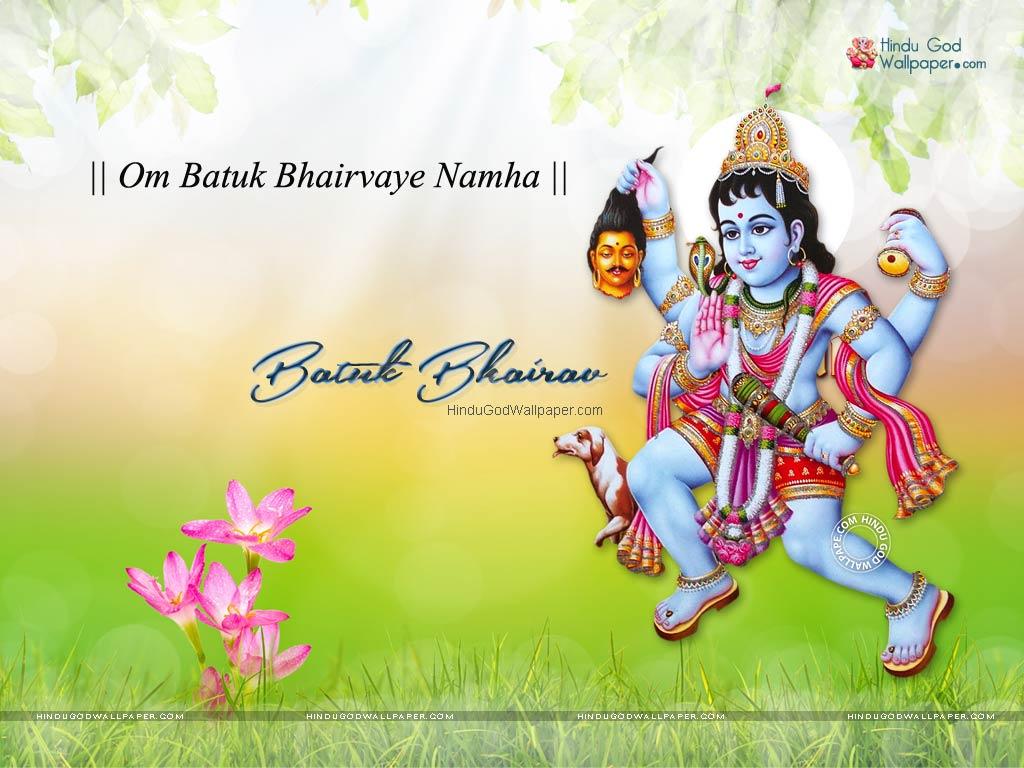 batuk bhairav wallpaper