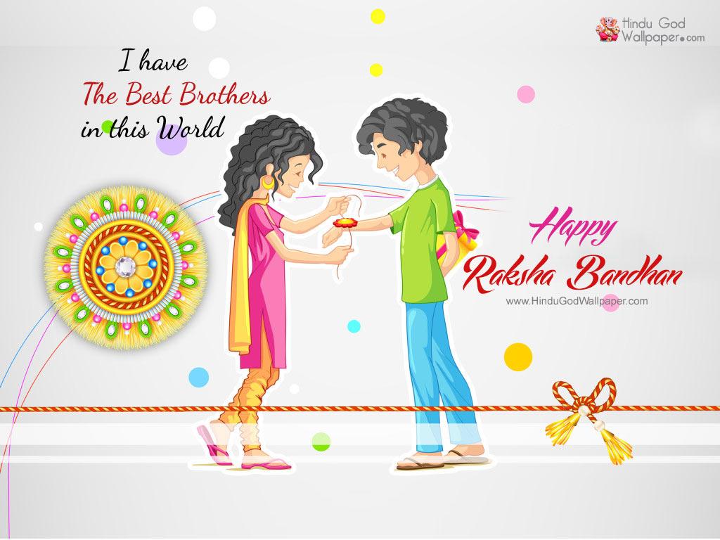 raksha bandhan wallpaper for brother