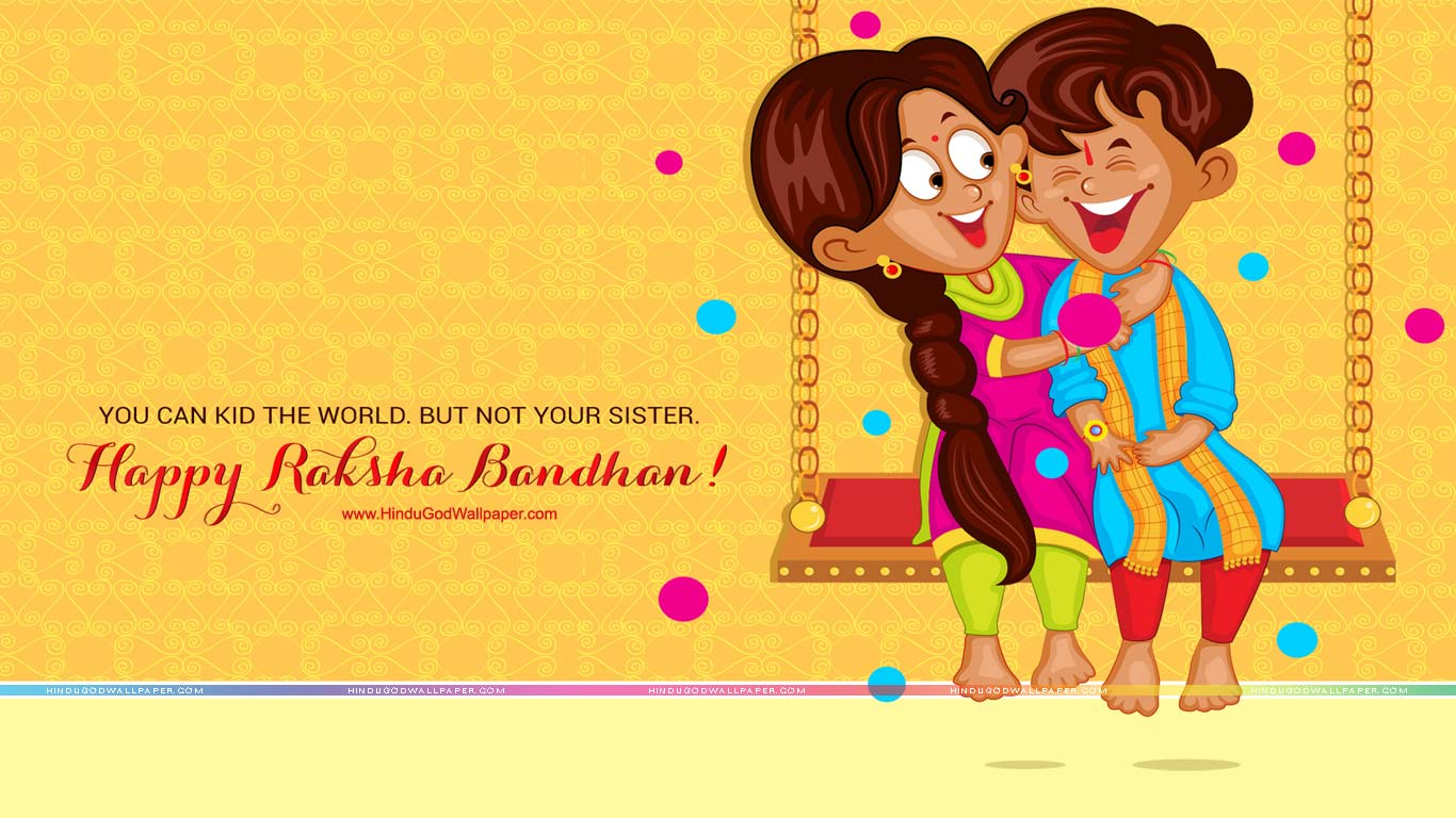 raksha bandhan wallpaper for sister
